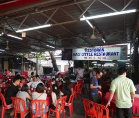Kali Little Restaurant Klang