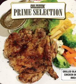 Coliseum Cafe & Hotel Jln Tuanku Abdul Rahman