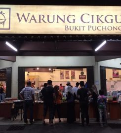 Warung Cikgu Bandar Bukit Puchong