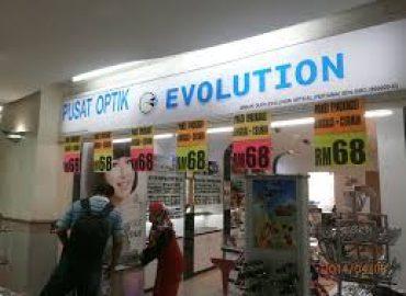 Evolution Optical Pertama Complex