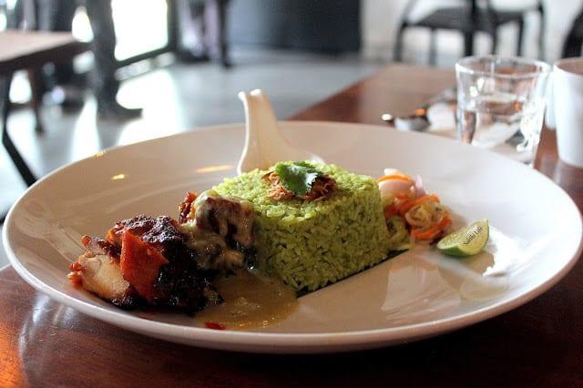 KomPassion Thai Fusion Food @ Damansara Kim