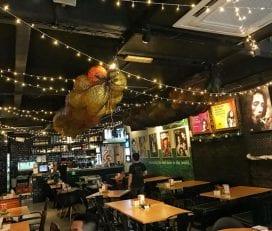 Menu-Script Restaurant & Bar @ SS2 PJ