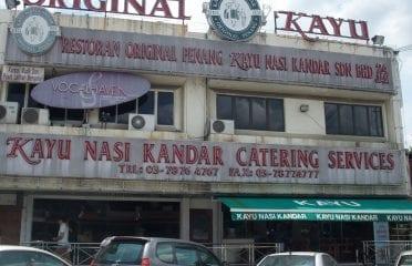 Restaurant Original Penang Kayu Nasi Kandar @ SS2 PJ