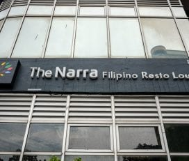 The Narra Philipino Resto Lounge @ PJ