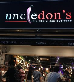 Uncle Don's @ SS2 PJ