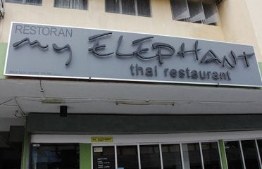 My Elephant Thai Restaurant @ PJ