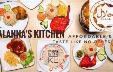 ALANNA'S Kitchen @Pandan Indah