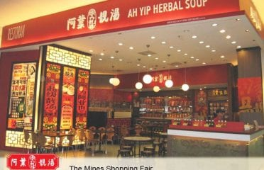 Ah Yip Herbal Soup 阿業靚湯@The Mines