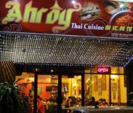 Ahroy Thai Cuisine @ Tmn Segar