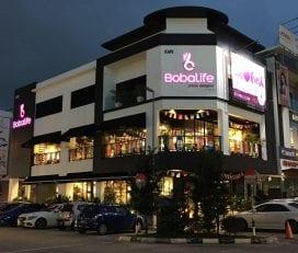 Bobalife Cafe @Mahkota Cheras