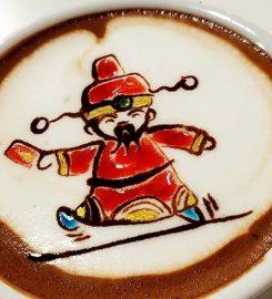 Bookmark Coffee 書籤咖啡 Medan Connaught Cheras