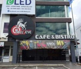 Bullseye Cafe & Bistro @Mahkota Cheras
