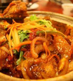 Chicken Hot Pot 重庆雞公煲 @ Taman Segar