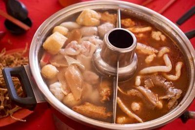 Choong Huat Steamboat 鬆發潮州海鮮火鍋 Cheras