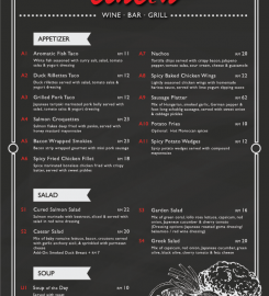 Cincin Wine,Bar & Grill Taman Bukit Hijau
