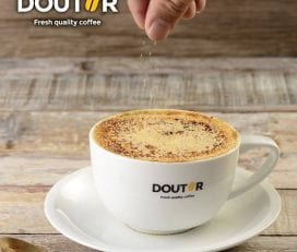 Doutor Coffee @Velocity Mall