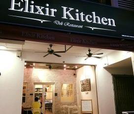 Elixir Kitchen @Mahkota Cheras