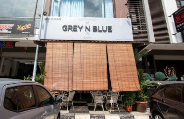 Grey N Blue @Mahkota Cheras