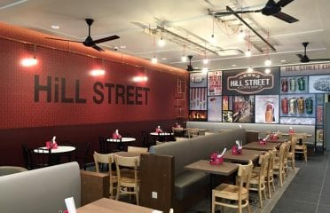 Hill Street Coffee Shop @MyTown
