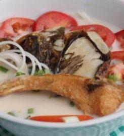 Kaki Bola XO Fried Fish Head Noodle @Taman Segar