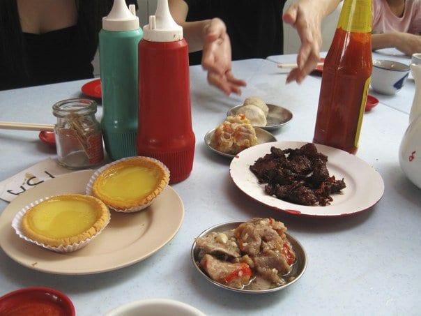 Kedai Kopi Dan Makan Seong Kee @Taman Connaught