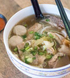 Lai Foong Beef Noodle Shop Cheras
