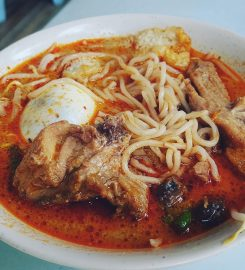 Madam Chiam Curry Noodle House Taman Connaught