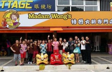Madam Wong's Steamboat @C180