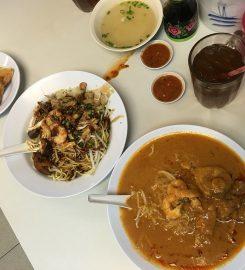 May King Lam Mee Restaurant 美景 Jalan Pudu