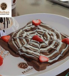 Molten Chocolate Cafe @MyTown