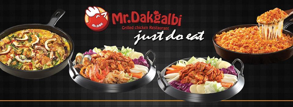 Mr.Dakgalbi @ MyTOWN Shopping Centre
