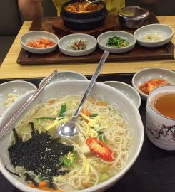 Oiso Korean Traditional Cuisine & Café Taman Segar
