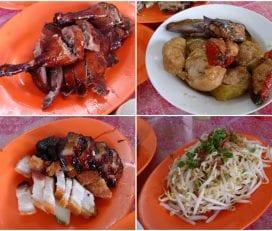 Restaurant Sun Ming 新明记烧腊饭店 Taman Connaught