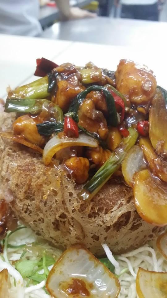 Restoran Kam Kitchen 甘大厨海鲜酒家 Cheras