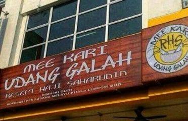 Restoran Mee Kari Udang Galah @Bandar Sri Permaisuri