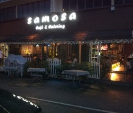 Samosa Café & Catering @Taman Billion