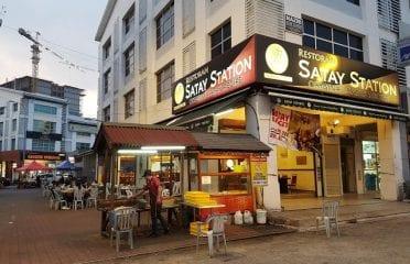 Satay Station Restaurant @Bandar Sri Permaisuri