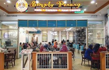 Simply Penang @MyTown Shopping Mall