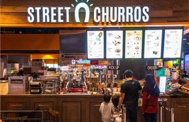 Street Churros @MyTwon
