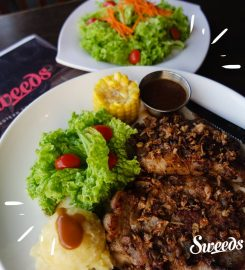 Sweeds Restaurant & Café @Taman Billion