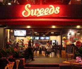 Sweeds Restaurant & Café @Taman Billion