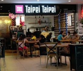 Taipei Taipei @Leisure Mall