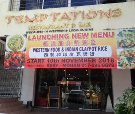 Temptations Restaurant and Bar
