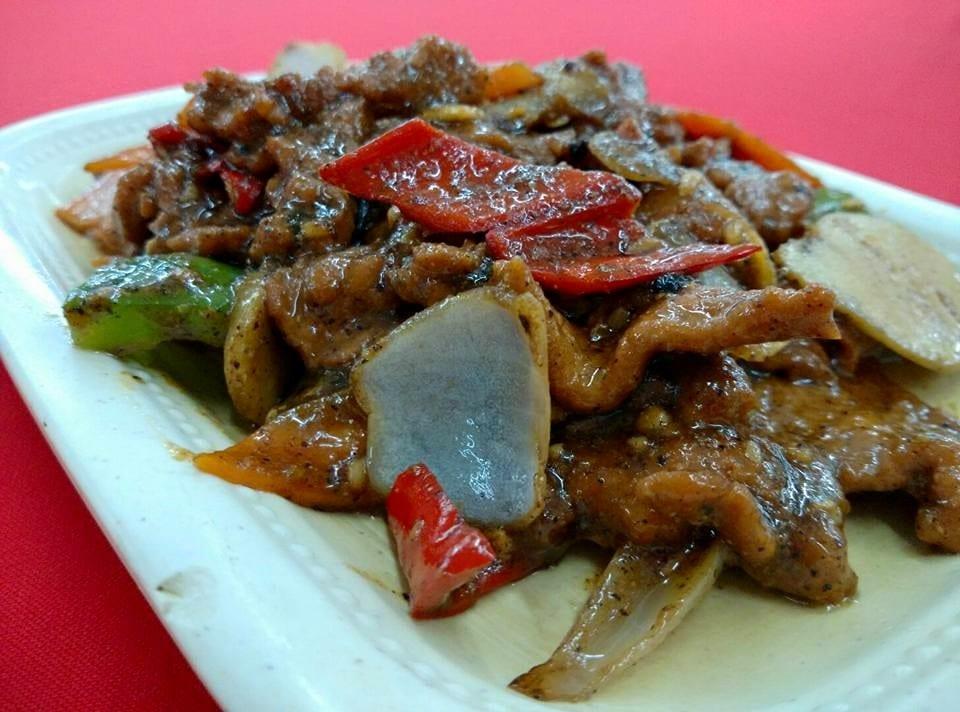Tien Sun Tien Restaurant 天上天美味園 @Taman Connaught