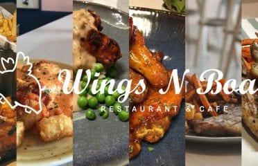 Wings N Boar Restaurant & Cafe @Cheras Selatan 118