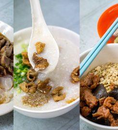 Wong Hoi San Pork Organs Pepper Soup @Taman Midah