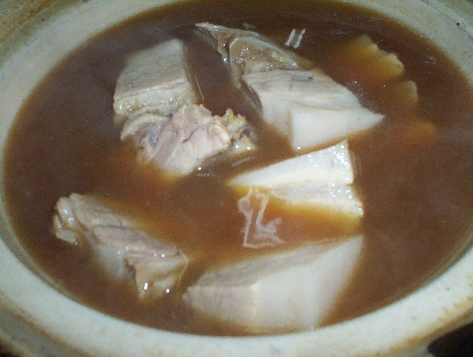 Xin Wah Restaurant 新華肉骨茶 @Maluri