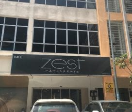 Zest Pâtisserie Bukit Cheras