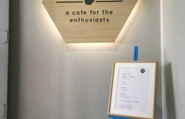 STAGE Cafe Bandar Mahkota Cheras