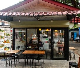 A • Toast – Breakfast & Juice Bar @Pudu